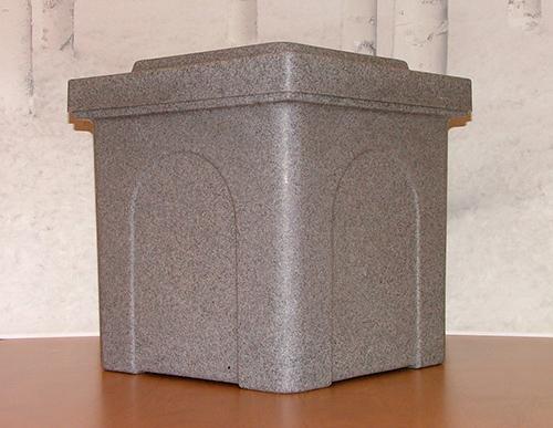 Burial Vaults :: ECL Fiberglass Manufacturing Inc