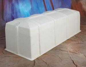 Econo 2 Piece Burial Vault
